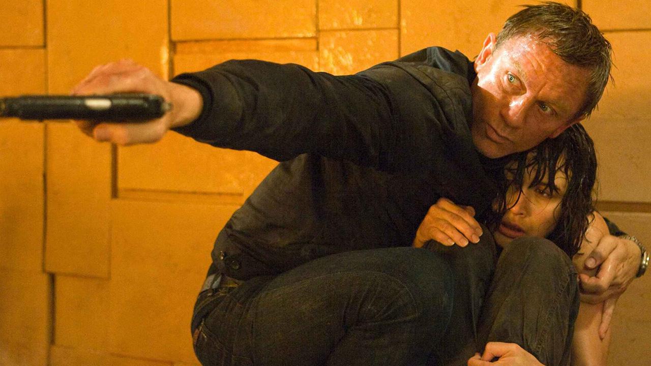 Quantum of solace (James Bond) trailer/bande annonce VOST