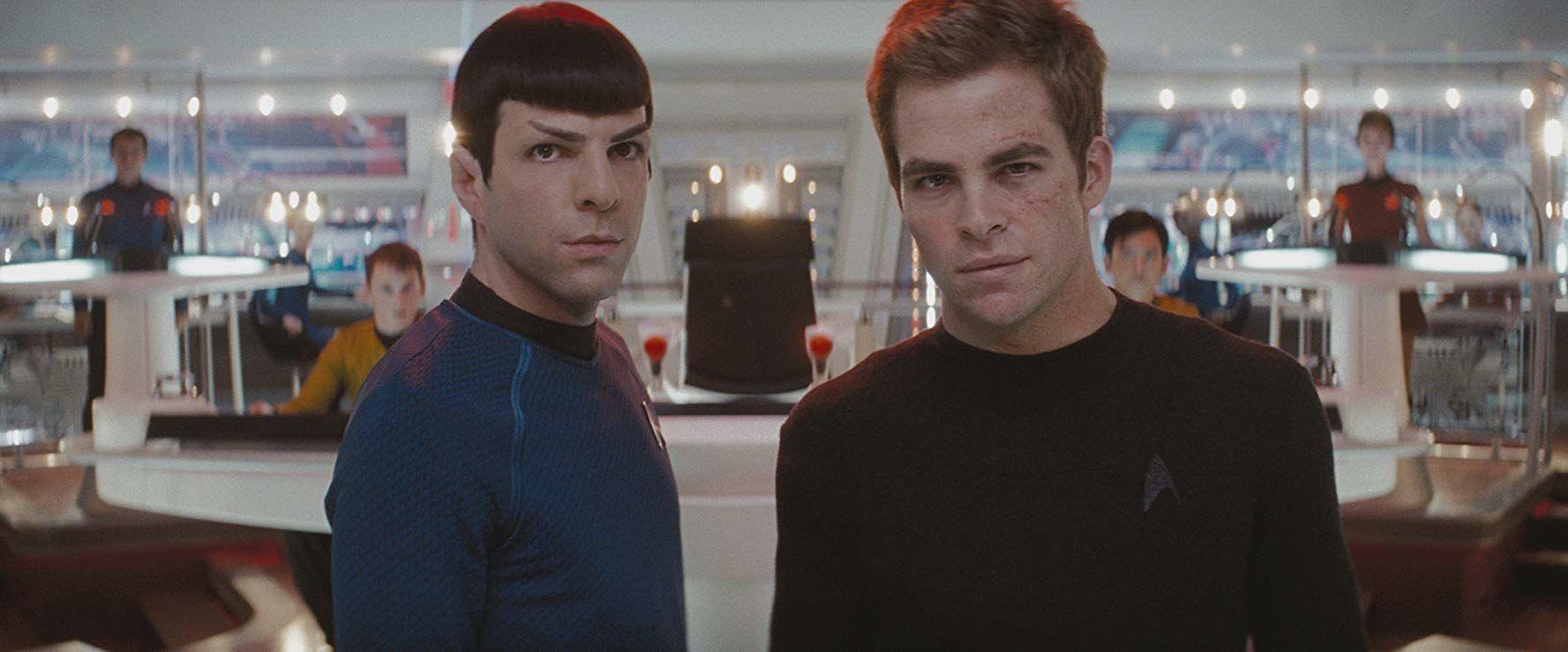 Star Trek (2009) Official Trailer - Chris Pine, Eric Bana, Zoe Saldana Movie HD