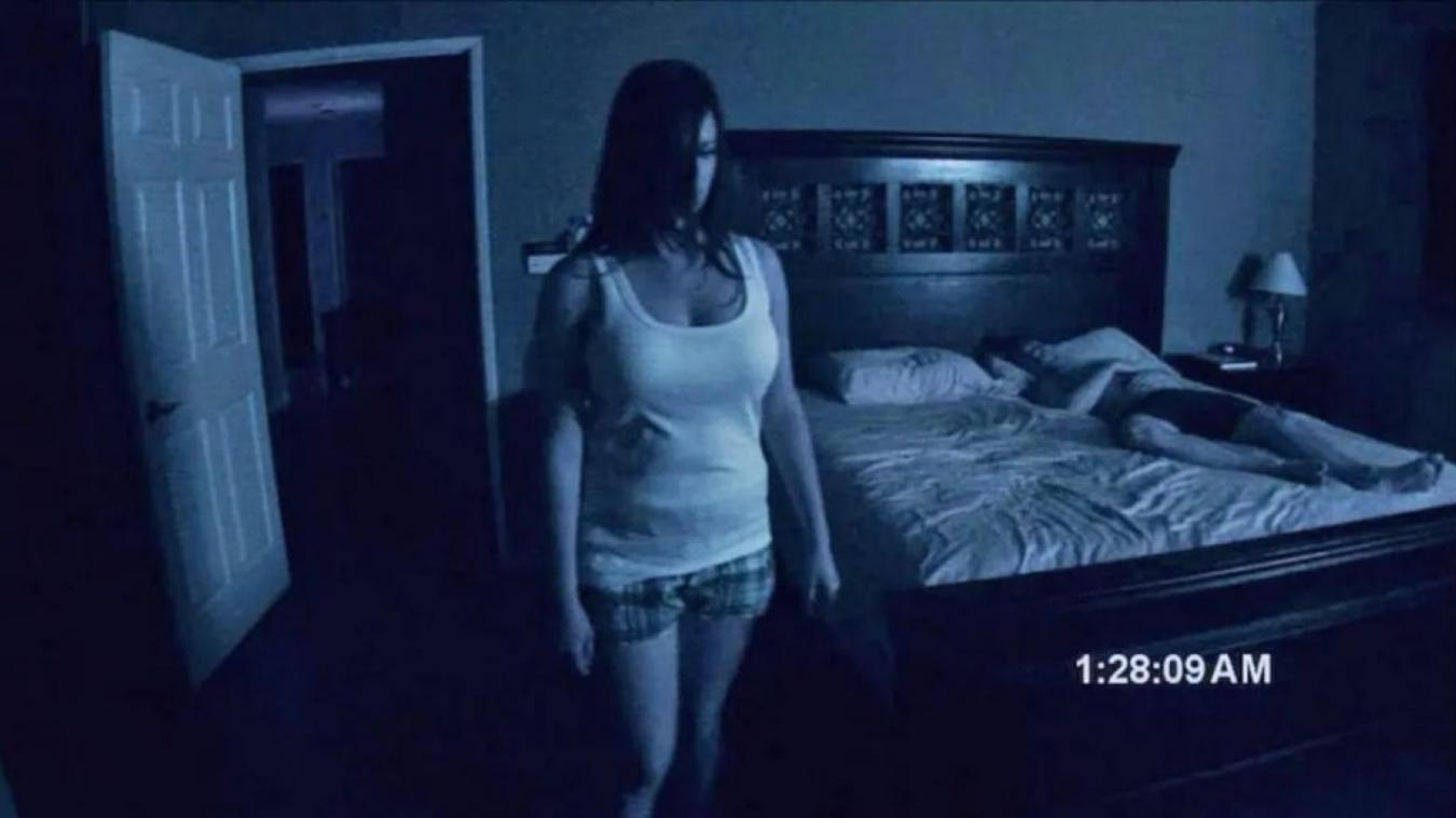Paranormal Activity (2009) Official Trailer #1 - Found Footage Horror Movie HD