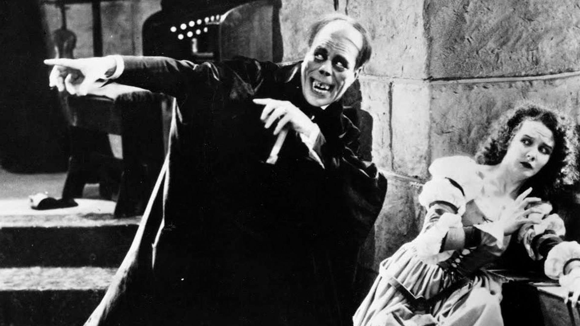 The Phantom of the Opera (1925) - Original trailer