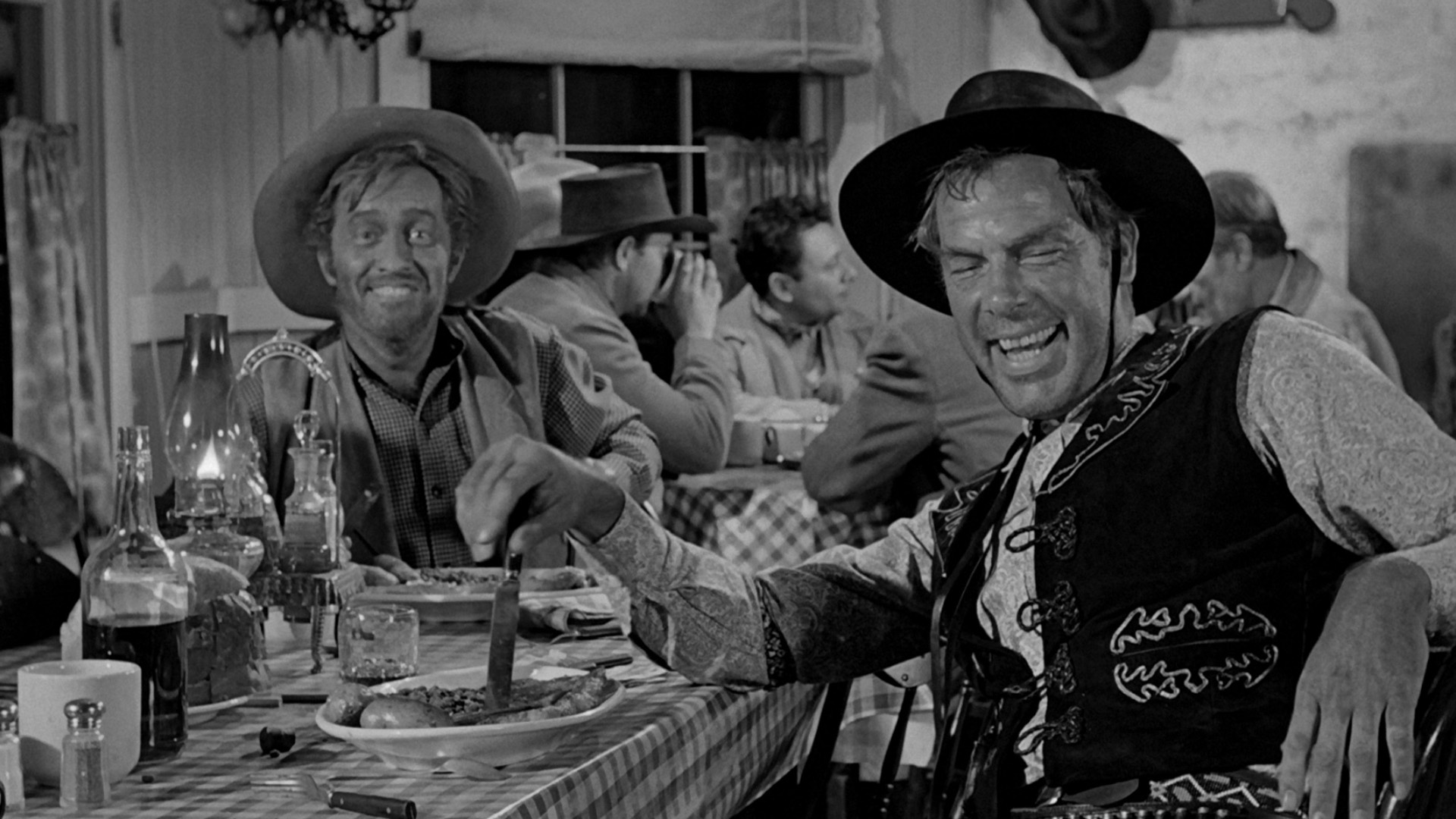 1962 - The Man Who Shot Liberty Valance - L'Homme Qui Tua Liberty Valance