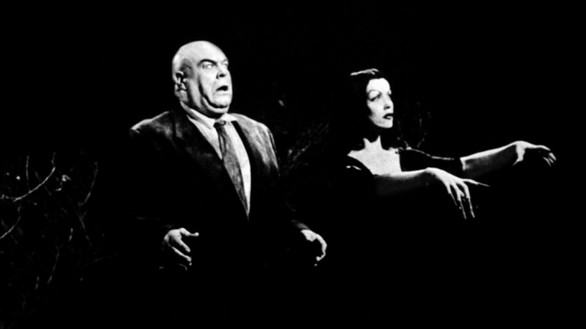 Plan 9 From Outer Space (1958) - Movie Trailer