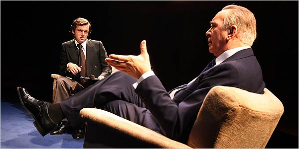 FROST NIXON (Ron Howard) - Bande Annonce VOST