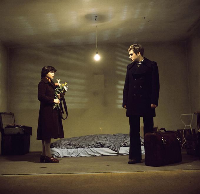 Je veux seulement que vous m'aimiez - Extrait à la gare (VOST )