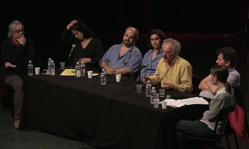 Table ronde Cinéma syrien : solidarités et héritages