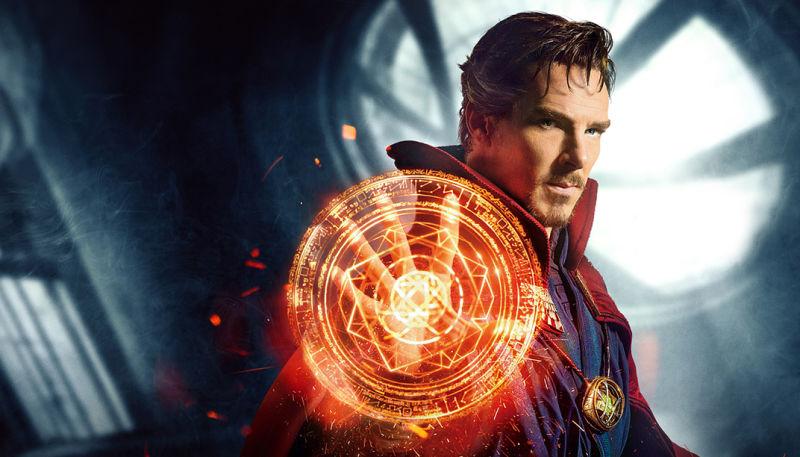 Doctor Strange - Nouvelle bande-annonce (VOST)
