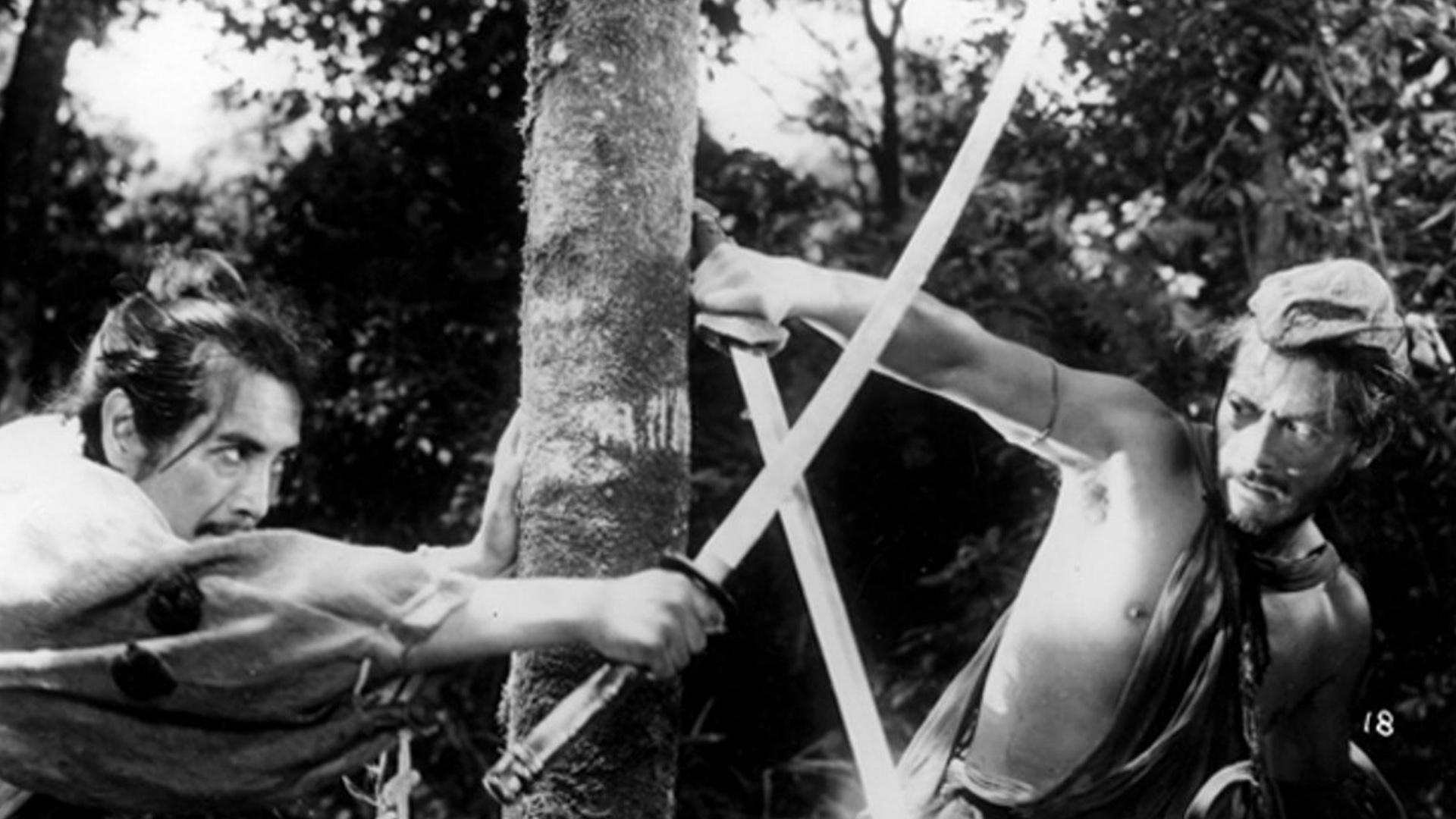 Rashomon Bande annonce Akira Kurosawa