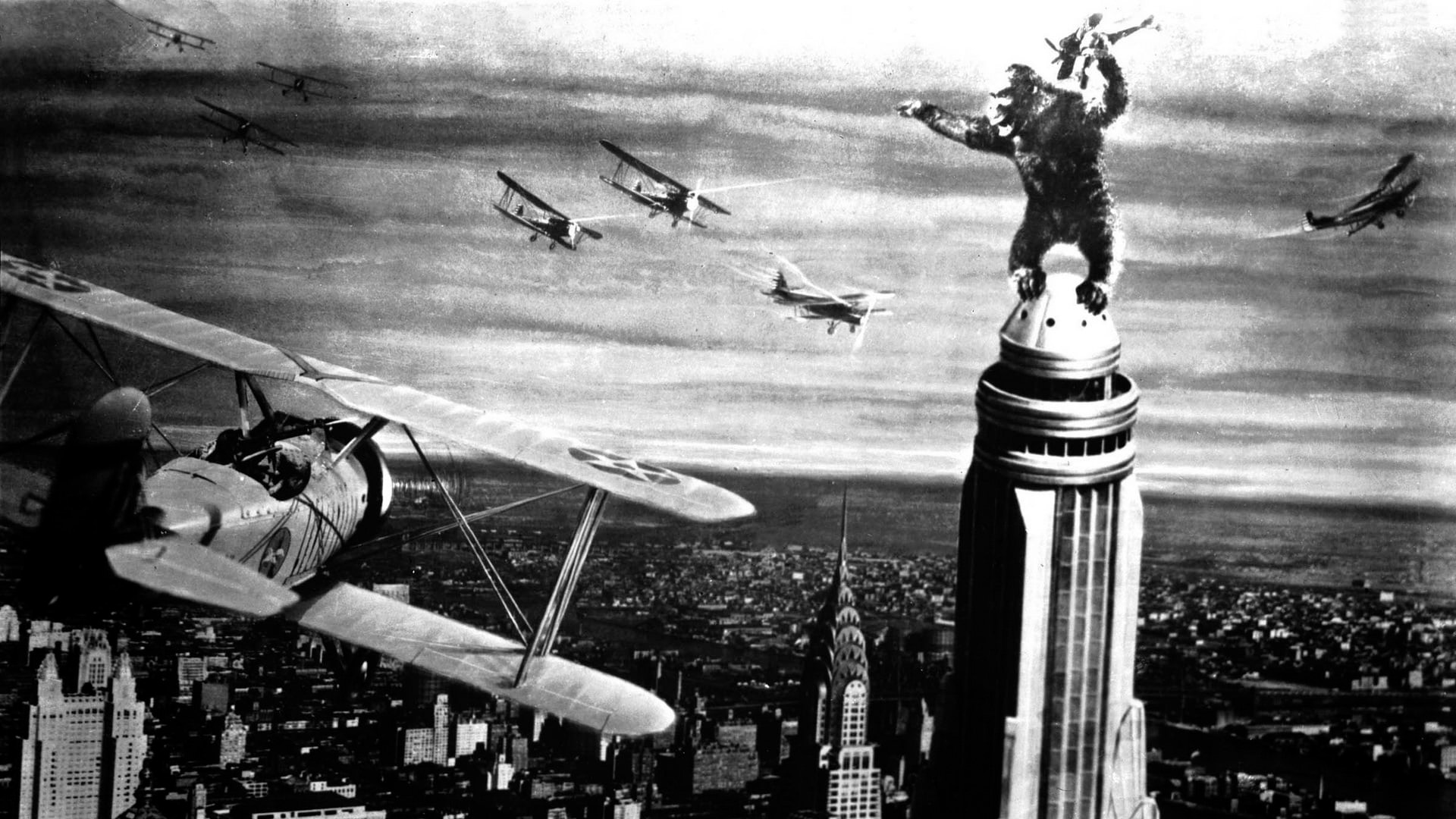 King Kong (1933) - Official Trailer [VO-HQ]