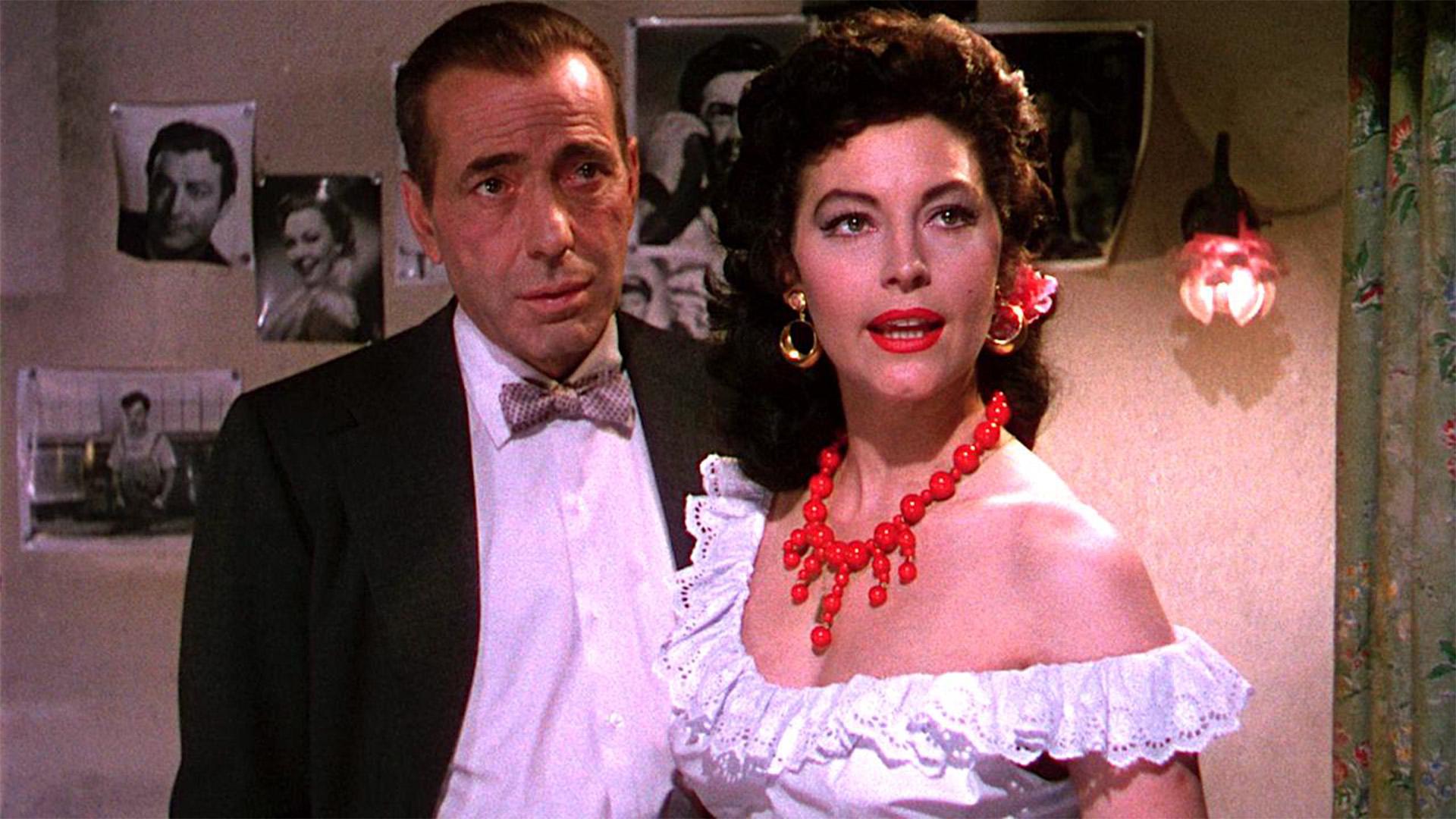 The Barefoot Contessa Official Trailer #1 - Humphrey Bogart Movie (1954) HD