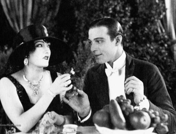 Beyond the Rocks (1922)-Opening Scene