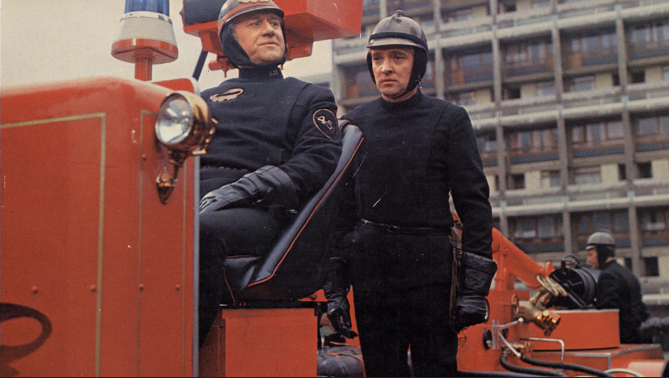 Fahrenheit 451, Truffaut (Feu le livre)