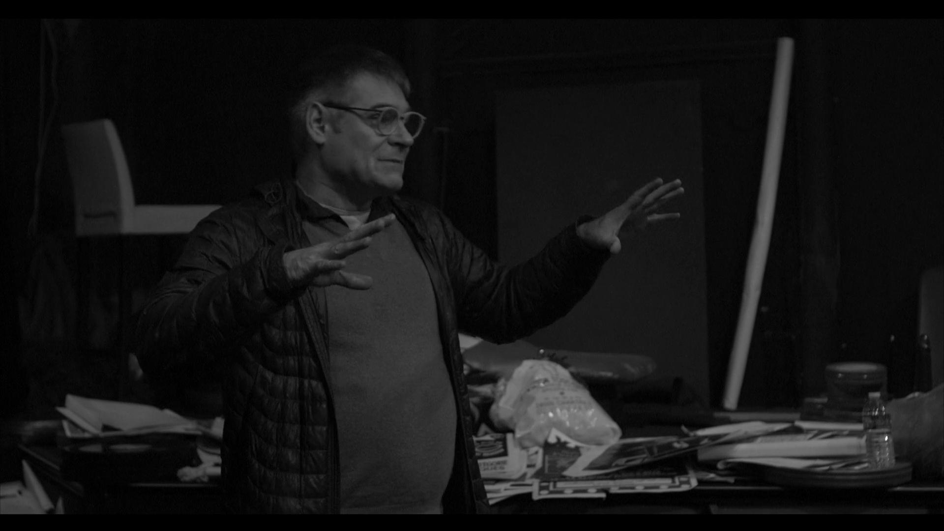 Cinesquisse #04 - Les Grands Boulevards de Gilles Chétanian