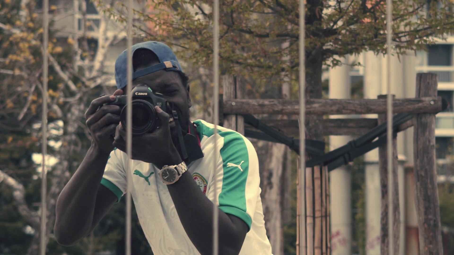 Cinesquisse #03 - Oumar Thiam