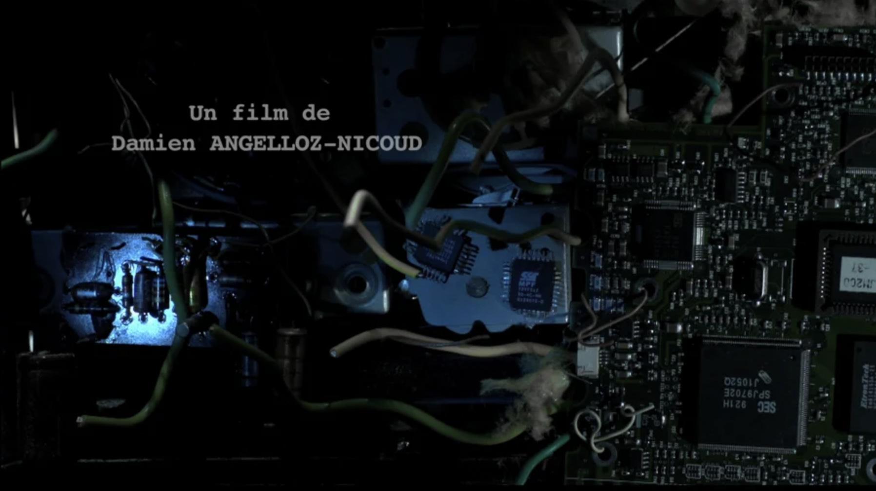 Dernière Demeure - Damien ANGELLOZ-NICOUD - 2013
