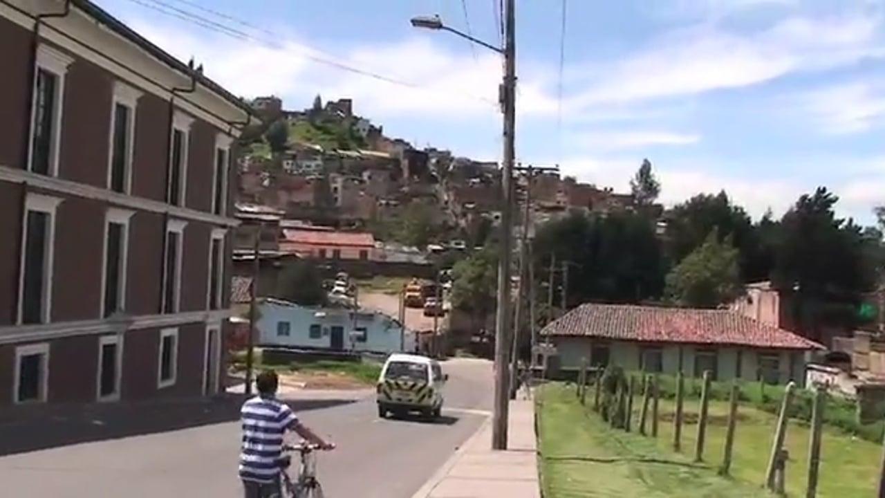D'un bout à l'autre de la ville - Maria RIOS - 2009