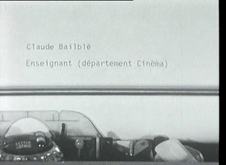Claude Bailblé (1947-2021)