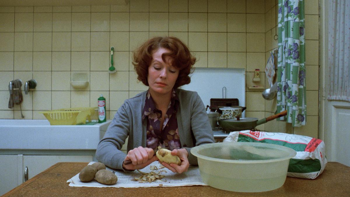 Journée d'études - Chantal Akerman, retours sur une oeuvre #05 - Jeanne Dielman, 23 quai du commerce 1080 Bruxelles (1975)...