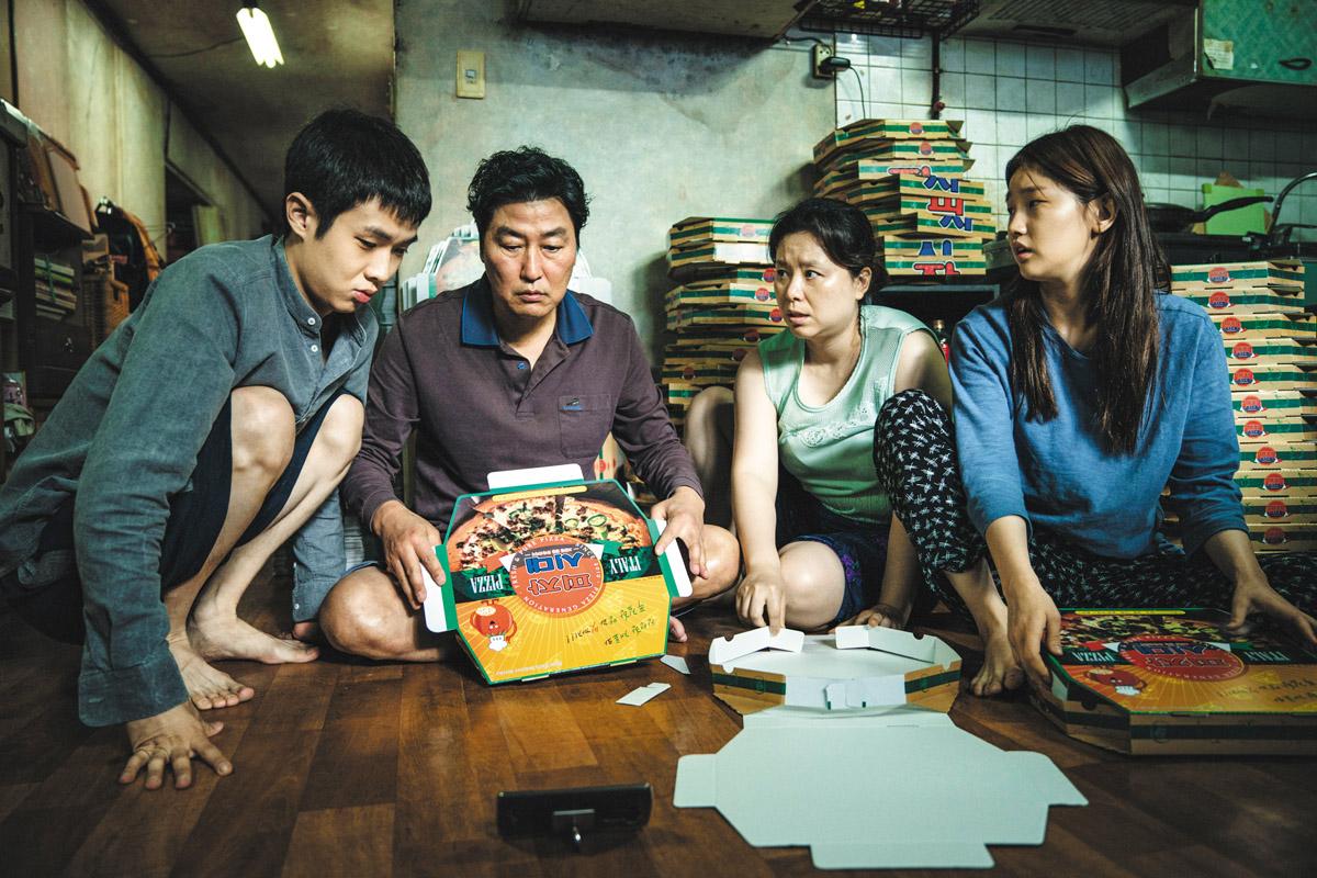Parasite (Bong Joon ho) : bande-annonce VOSTFR (Cannes 2019)