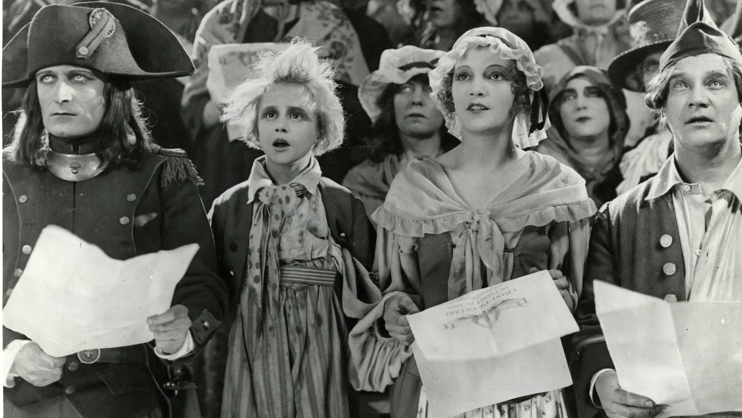 Napoléon - Bande Annonce - 1927